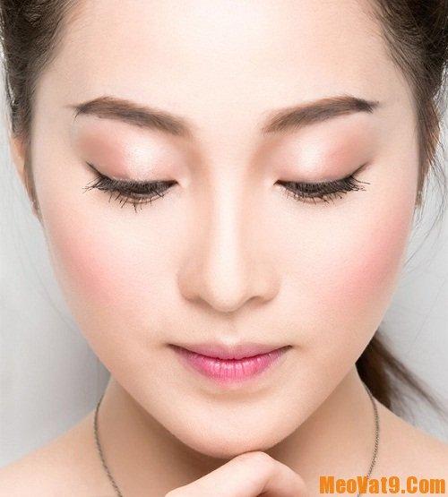 Cách đánh phấn má hồng cho từng khuôn mặt