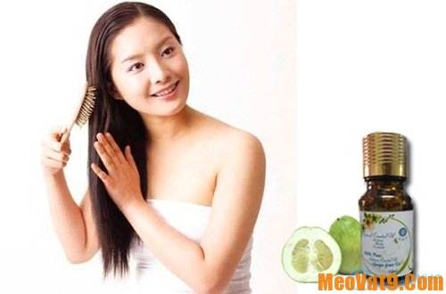 Tinh dầu bưởi giúp làn da khỏe mạnh và mịn màng