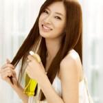 Cách chăm sóc tóc chắc khỏe bằng dầu ô liu