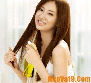 Chăm sóc tóc đẹp và khỏe mạnh với dầu ô liu