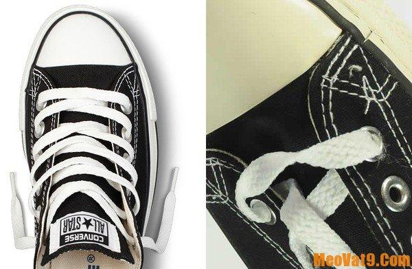 Mẹo phân biệt giày sneaker thật và giả