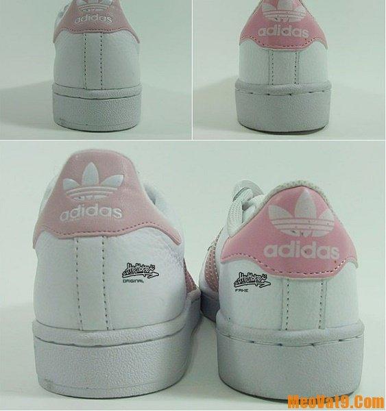 Nhận biết được giày sneaker