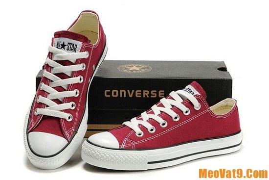 Mẹo phân biệt giày converse thật và giả