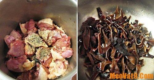 Hướng dẫn nấu thịt đông ngon ngày Tết