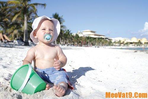 Lợi ích của ánh nắng đối với sức khỏe trẻ em