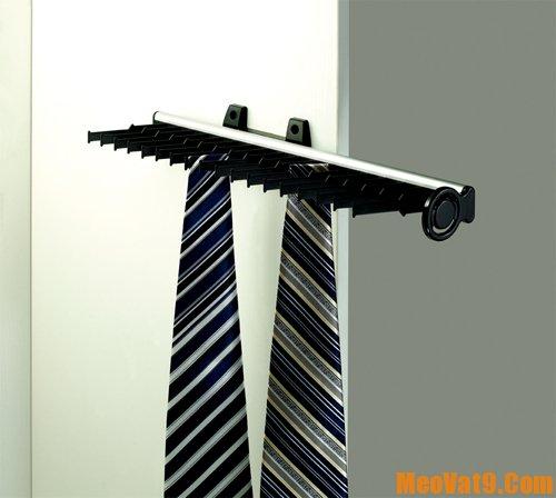 Mẹo bảo quản cà vạt đúng cách
