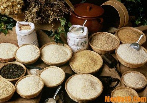 Mẹo chọn và bảo quản gạo ngon nhất