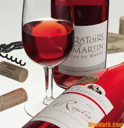 Rượu vang thật giả