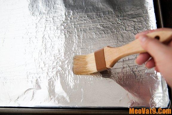 Mẹo sử dụng giấy bạc an toàn