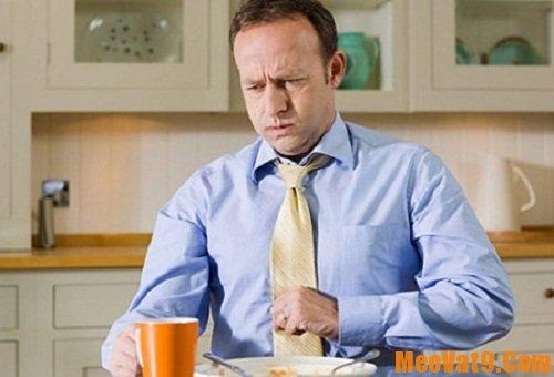 Mẹo trị đầy bụng khó tiêu cực nhanh