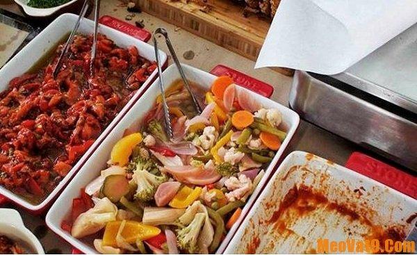 Địa chỉ ăn uống ngon, rẻ khi du lịch Thái Lan