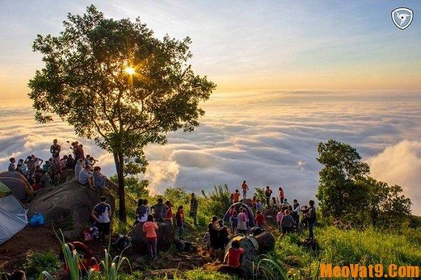 Những địa điểm cắm trại, trekking tuyệt nhất gần Sài Gòn