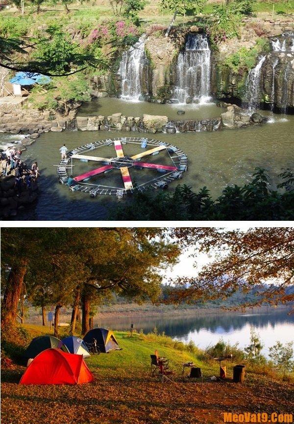 Những địa điểm cắm trại gần Sài Gòn đẹp, độc đáo và lý tưởng nhất