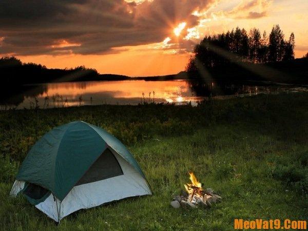 Những địa điểm cắm trại đẹp, lý tưởng nhất ở Sài Gòn