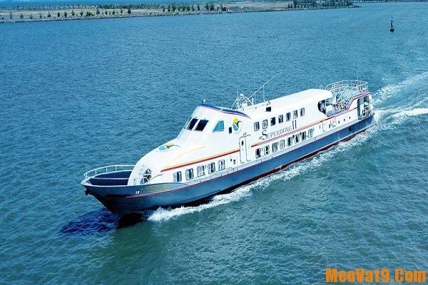 Hướng dẫn đi tàu cao tốc đến Phú Quốc