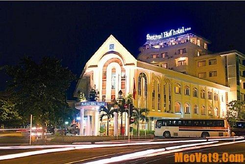 Khách sạn được lựa chọn nhiều khi du lịch Huế