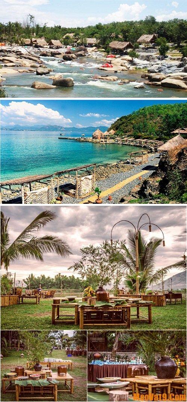 Địa điểm du lịch sinh thái đẹp, độc đáo được yêu thích nhất Nha Trang