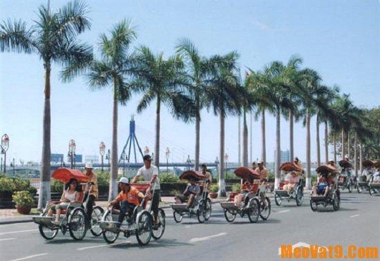 Phương tiện đi lại khi du lịch Đà Nẵng