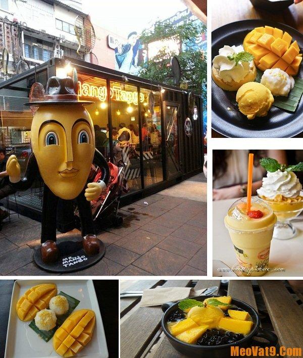 Nhà hàng Bangkok hút khách du lịch Việt Nam nhất
