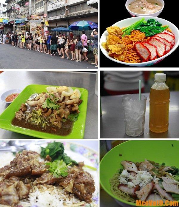 Địa chỉ quán ăn nổi tiếng, hút khách nhất Bangkok