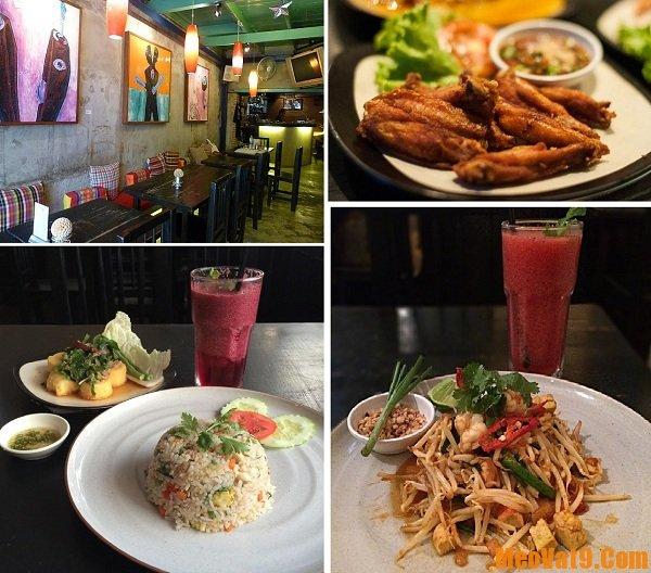 Những nhà hàng ăn uống được du khách Việt ưa thích nhất Bangkok