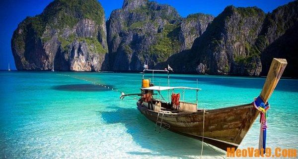 Thời điểm đẹp nhất đi du lịch Thái Lan