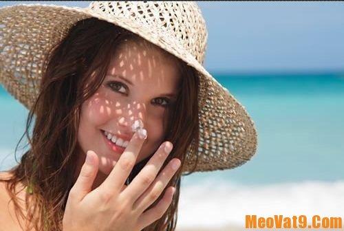 Mẹo hay chống nắng hiệu quả