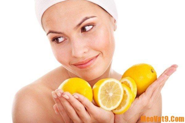 Mẹo trị mụn bằng vỏ trái cây
