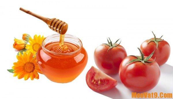 Mẹo làm đẹp da bằng cà chua