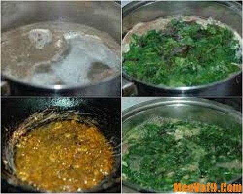 Nấu canh cua cực ngon cho ngày hè, quy trình các bước nấu canh cua ngon ngọt thanh mát
