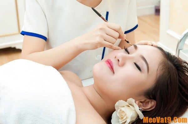 Cách chăm sóc lông mày sau khi phun hiệu quả đúng cách: Chăm sóc lông mày sau khi phun săm như thế nào tốt?