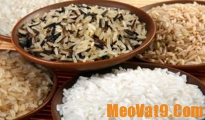 Cách chọn gạo ngon và sạch