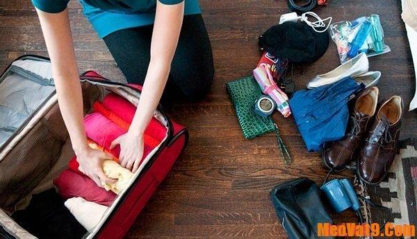 Mẹo chọn và bảo quản đồ khi du lịch