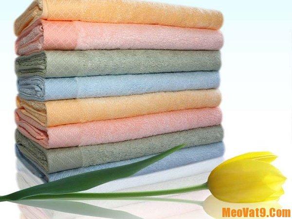 Cách chọn và sử dụng khăn tắm an toàn