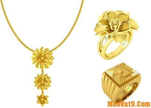 Cách làm mới trang sức bằng vàng