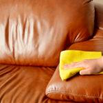 Cách làm sạch đồ da nhanh chóng và hiệu quả