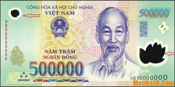 Bí quyết nhận biết tiền 500 nghìn giả, phân biệt tiền 500k thật giả như thế nào?