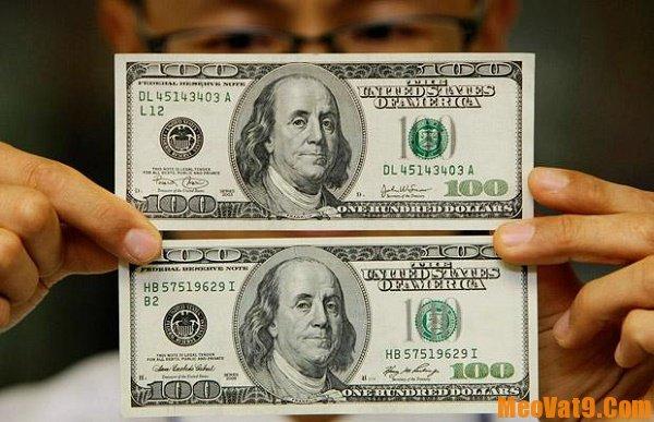 Hướng dẫn phân biệt tiền đô thật và giả, các cách nhận biết tiền dollar thật và dollar giả