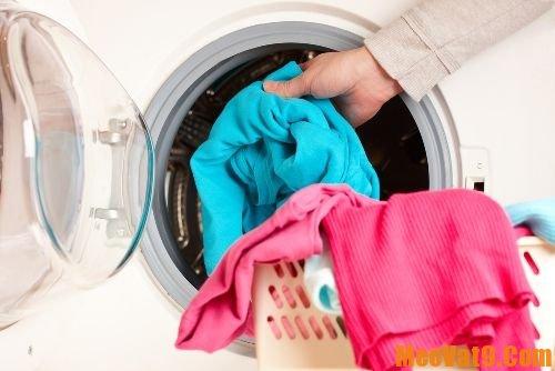 Bí quyết sử dụng máy giặt tiết kiệm điện năng