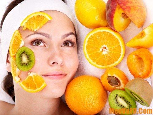 Cách trị sẹo lõm đơn giản từ cam: Mẹo trị sẹo lõm hiệu quả cao, nhanh chóng bằng hoa quả trái cây
