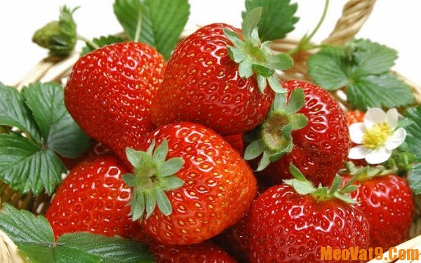 Cách trị sẹo lõm đơn giản từ dâu tây: Hướng dẫn tự trị sẹo lõm hiệu quả nhanh chóng bằng trái cây