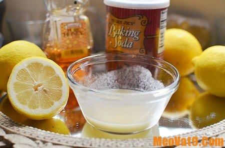 Baking soda giúp loại trừ mụn hiệu quả