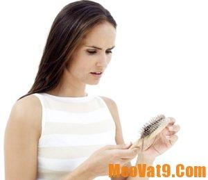 Mẹo trị rụng tóc bằng tỏi