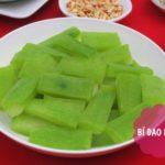 Những món canh ngon, mát bổ cho mùa hè nóng nực