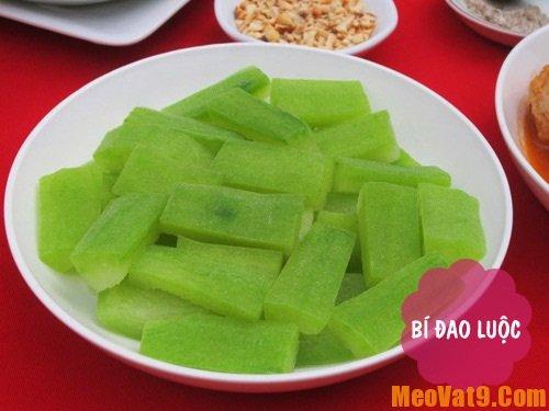 Những món rau ngon cho mùa hè: Mùa hè nên ăn canh gì?