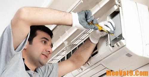 Vệ sinh máy điều hòa tại nhà, làm sạch máy lạnh như thế nào?