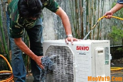 Vệ sinh máy điều hòa tại nhà, làm sao để vệ sinh máy điều hòa tốt nhất