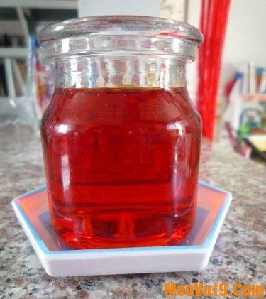 Cách làm dầu gấc đơn giản cực dễ tại nhà: Làm dầu gấc như thế nào?