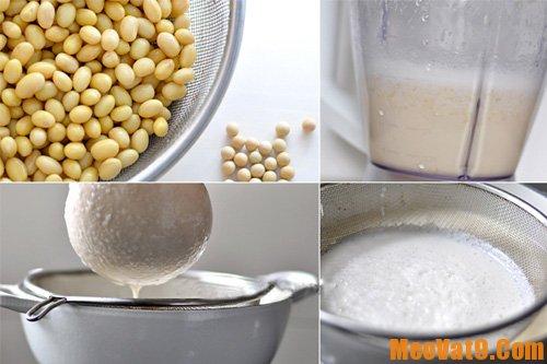 Trị nám da bằng sữa đậu nành đơn giản, hướng dẫn bí quyết trị nám da bằng đậu nành