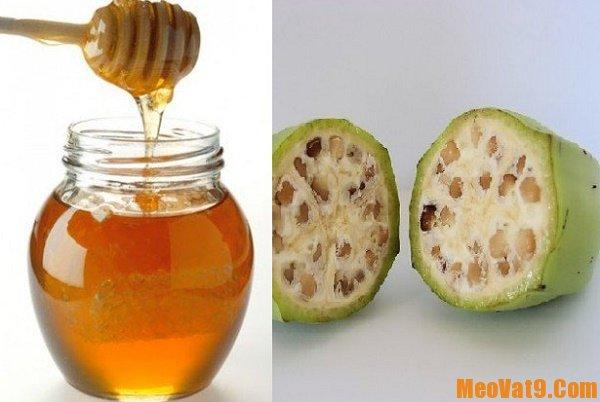 Chữa đau dạ dày bằng mật ong và chuối hột xanh